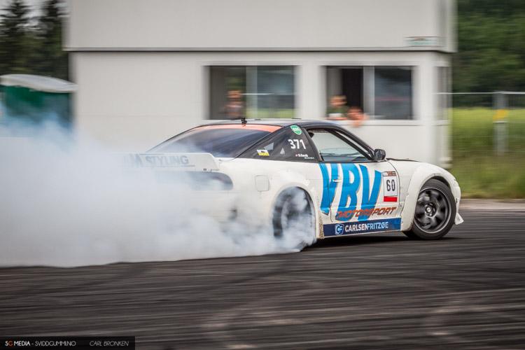 Daniel Sævik - Nissan S13 - NAF Motorsport Kristiansand