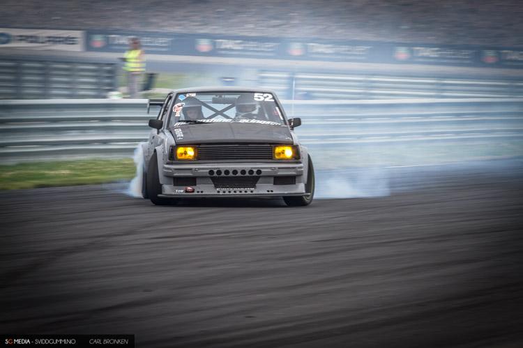 Noe biler brukes både som timeattack bil OG drifting bil.