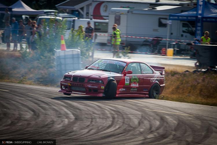 Helge Ougland - BMW E36 M3 - NMK Konsmo