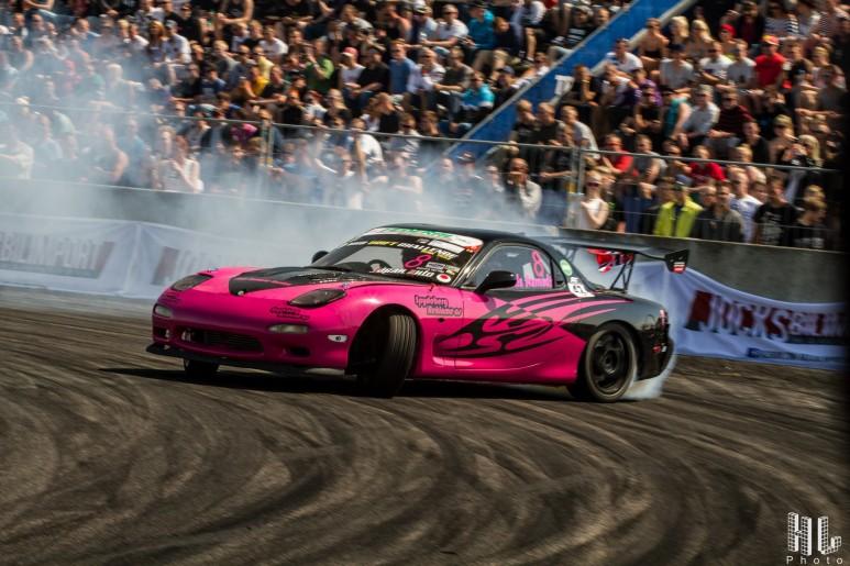 Nils Aamodt - Mazda RX7 - KNA Indre Ytre Østfold