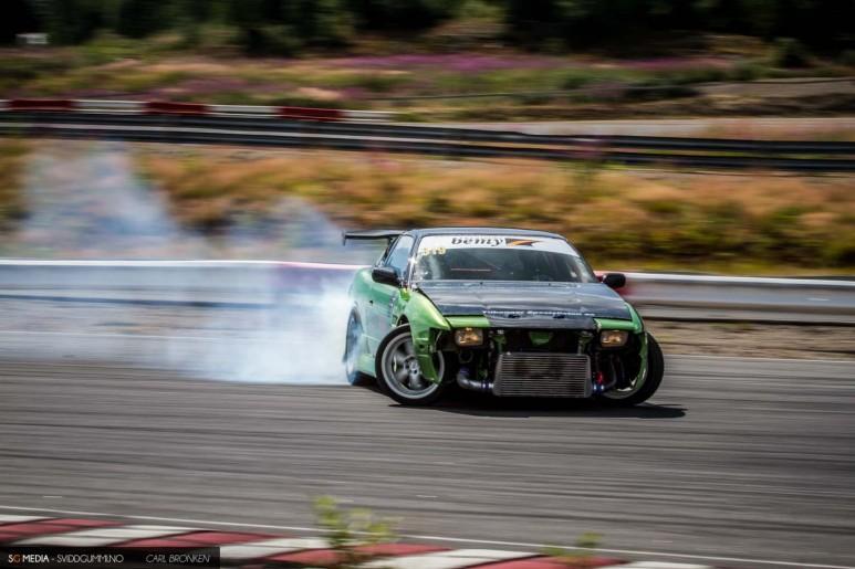 Kim Rune Eia - Nissan 200sx s13 - KNA Sokndal Motorsport