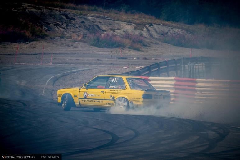 Ole Andreas Høgetveit - BMW E30 - NMK Konsmo
