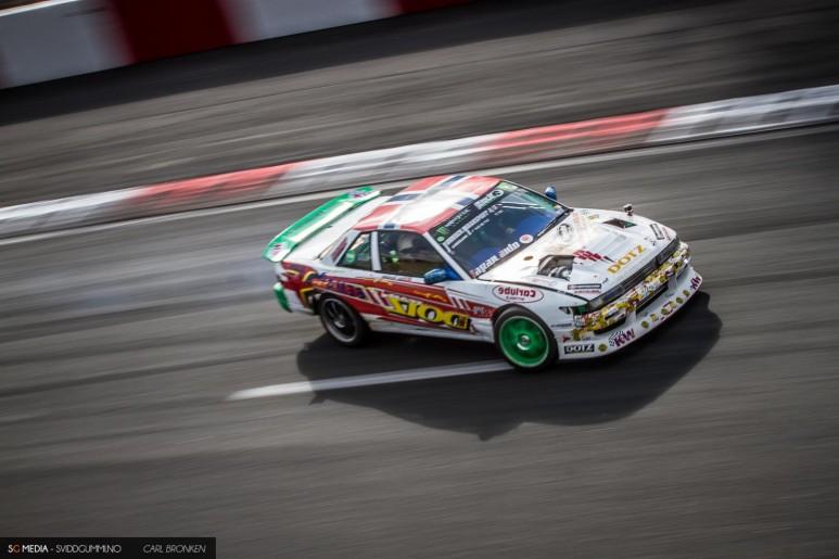 Stian Jacobsen - Nissan S13 Silvia - NAF Motorsport Kristiansand