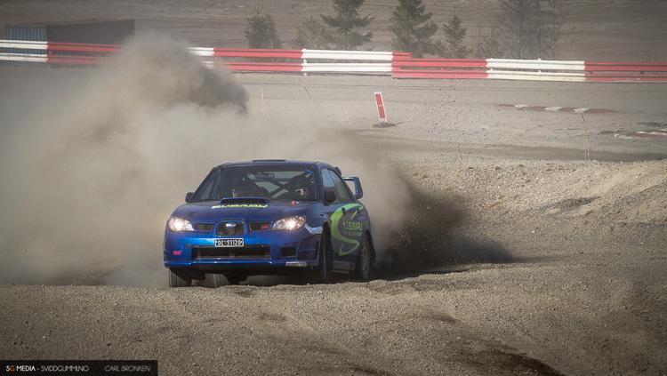 Bilcross/rallycross trening (29. Mars - GMS)