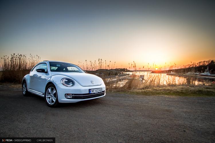 Photoshoot VW Beetle. (30. Mars - Telemark/Vestfold)