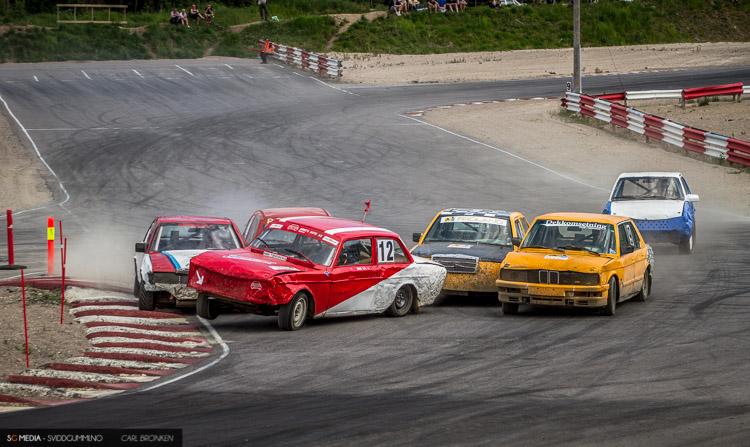 Bilcross Løp. (31. Mai - GMS)