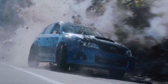 2011+ Subaru Impreza WRX STi